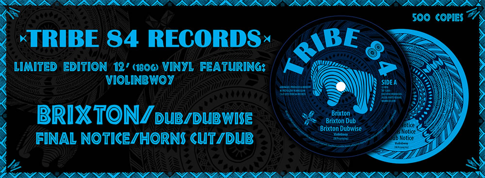 Label ⋆ Tribe84 Records