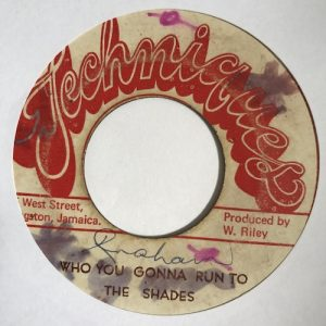 Shades / Karl And The Aces – Who You Gonna Run To / Look Who Is Back