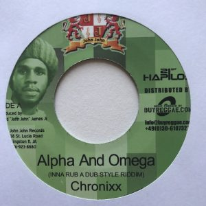 Chronixx / Michael Rose – Alpha And Omega / Rude Bwoy