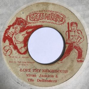 Vivan Jackson & The Deffenders – Love Thy Neighbours