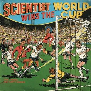 Scientist – Scientist Wins The World Cup