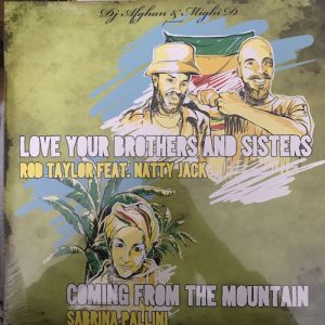 Rod Taylor, Natty Jack – Love you brothers and sisters
