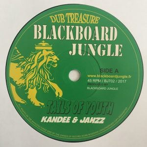 Kandee Dub & Jahzz – Tails Of Youth