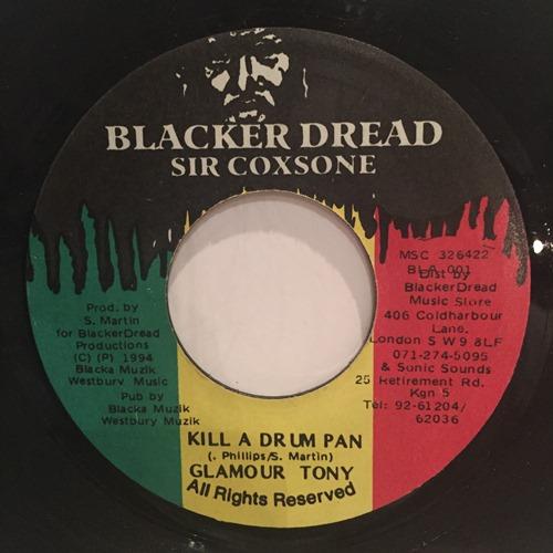 Glamour Tony – Kill A Drum Pan