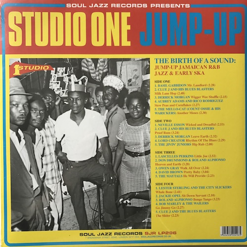 Various – Studio One Jump-Up