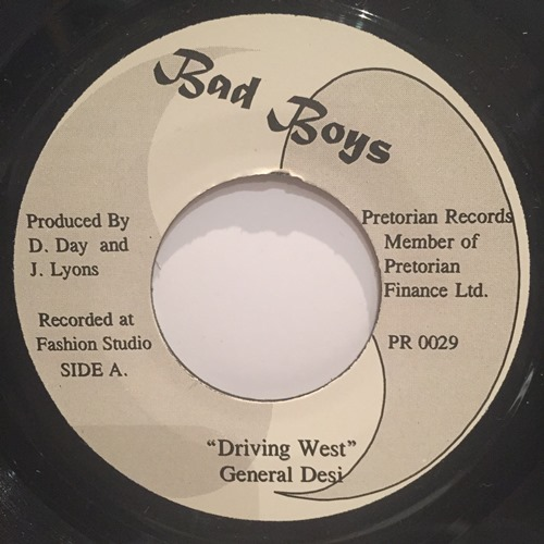 General Desi – Riding West / Gal You Look So