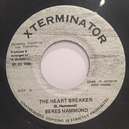 Beres Hammond – The Heart Breaker