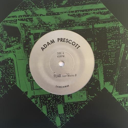 Adam Prescott Feat Macka B –  Fear