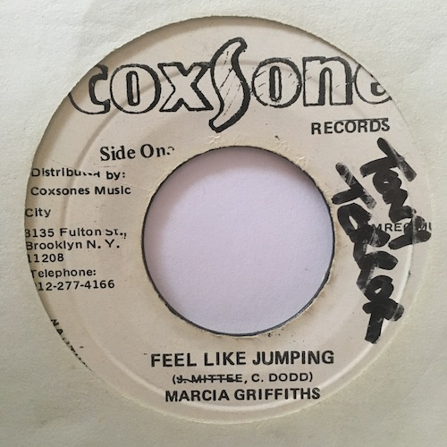 Marcia Griffiths – Feel Like Jumping