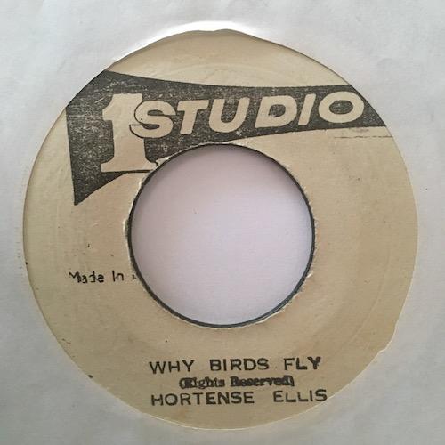 Hortense Ellis – Why Birds Fly