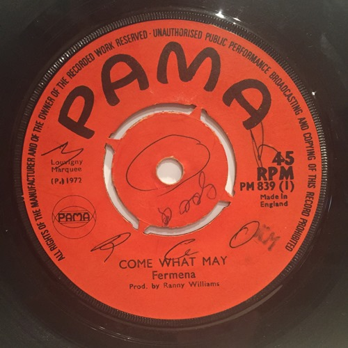 Fermena – Come What May