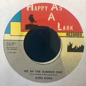 King Kong / Jahdan Blakkamoore – We Ah The Number One / Give Praises
