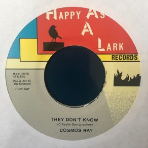 Burro Banton / Cosmos Ray – Say So / They Don't Know