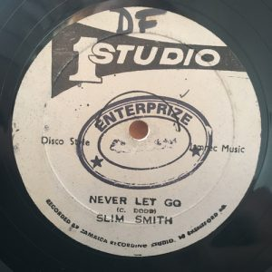 Alton Ellis / Slim Smith – I'll Be Waiting / I Will Never Let Go