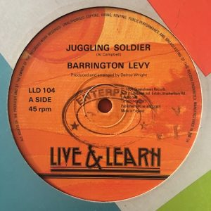 Barrington Levy – Juggling Soldier