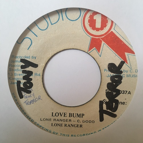 Lone Ranger – Love Bump