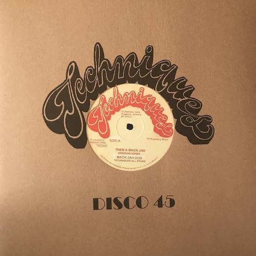 Donovan Adams – Them A Mack Jah