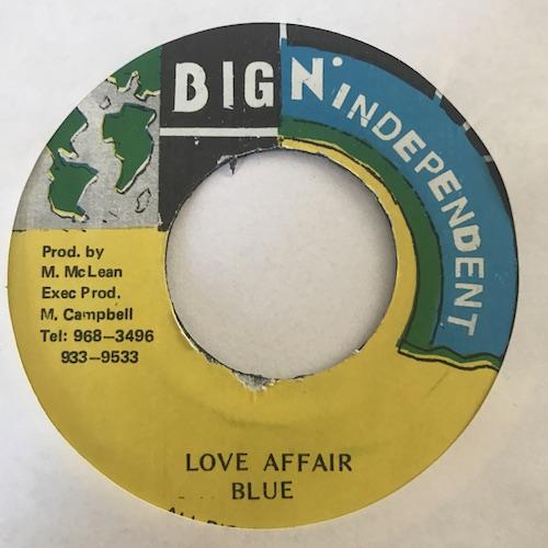 Blue – Love Affair