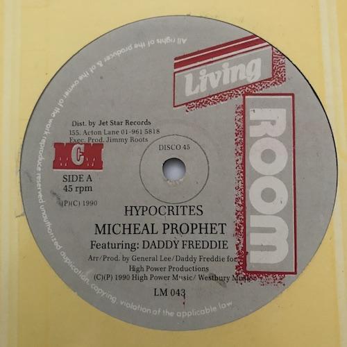 Micheal Prophet & Daddy Freddie – Hypocrites