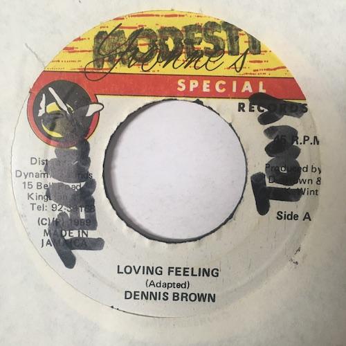 Dennis Brown – Loving Feeling