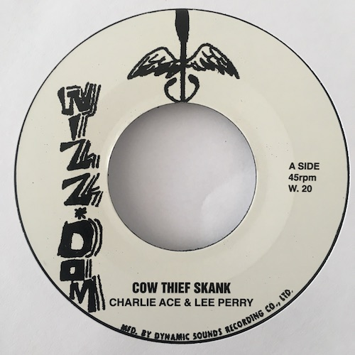 Charlie Ace & Lee Perry – Cow Thief Skank