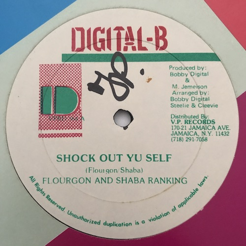 Flourgon & Shaba Ranking – Shock Out Yu Self