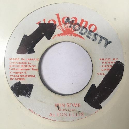 Alton Ellis – Winsome