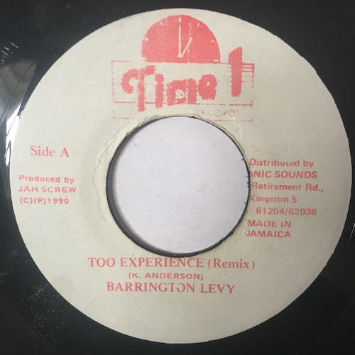 Barrington Levy – Too Experience (Remix)
