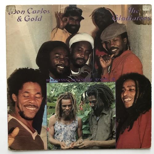 Don Carlos & Gold / The Gladiators – Show-Down – Vol. 3