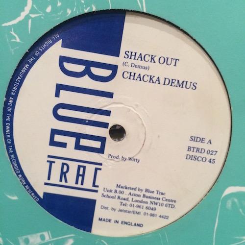 Chaka Demus - Chacka On The Move