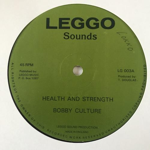Bobby Culture – Health And Strength / Buenos Dias