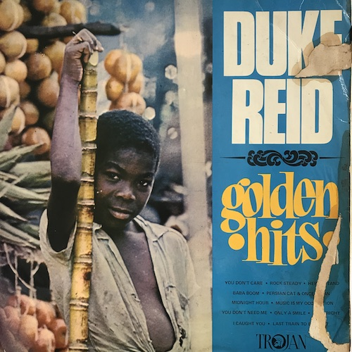 Various – Duke Reid's Golden Hits