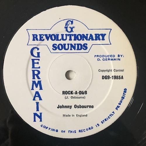 Johnny Osbourne – Rock-A-Dub