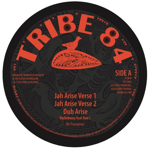 Violinbwoy feat Dan I – Jah Arise Verse 1 / Thunder of Justice