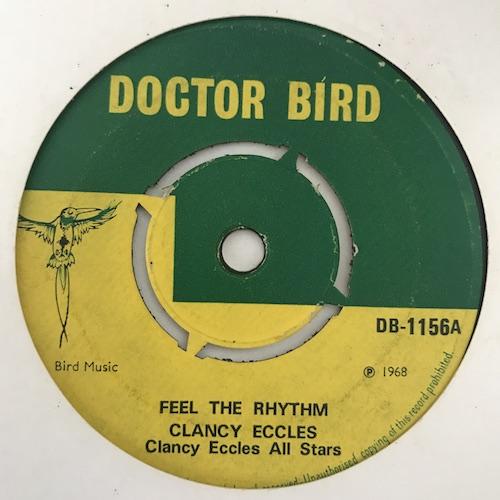 Clancy Eccles – Feel The Rhythm