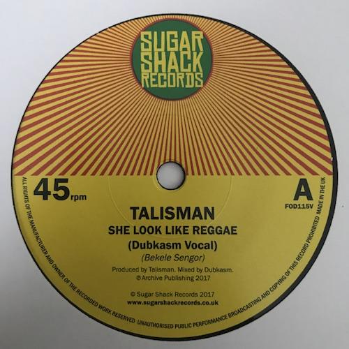 Talisman – She Look Like Regge (Dubkasm Vocal)