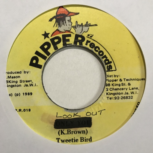 Tweetie Bird – Look Out
