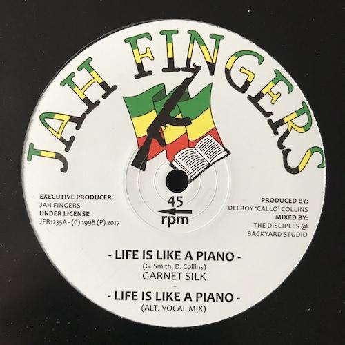 Garnett Silk – Life Is Like A Piano