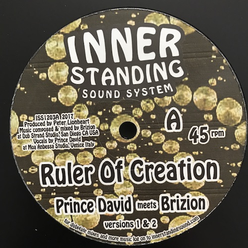 Brizion meets Prince David – Ruler Of Creation