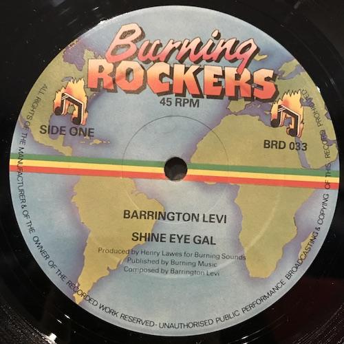 Barrington Levi – Shine Eye Gal