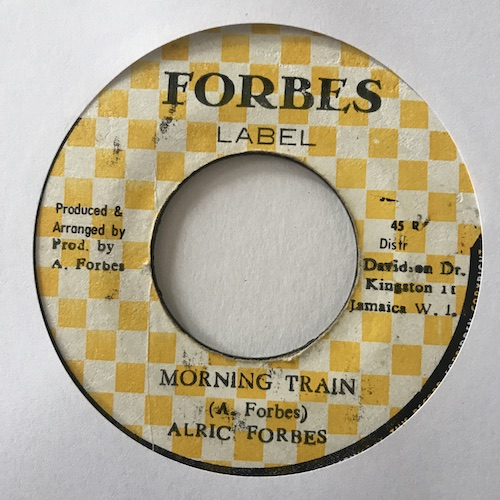 Alric Forbes – Morning Train