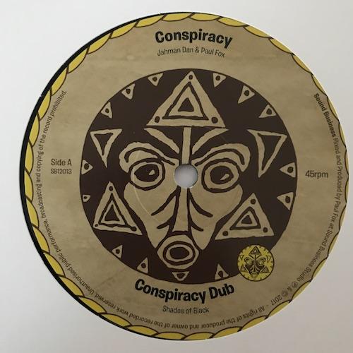 Jahman Dan & Paul Fox – Conspiracy / Congo