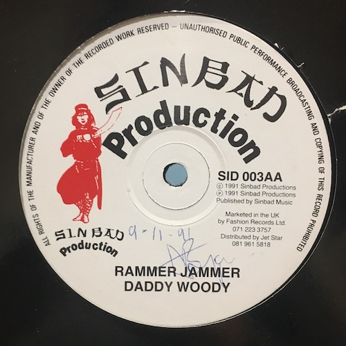 Cobra / Daddy Woody – Stop Dis The Girls / Rammer Jammer