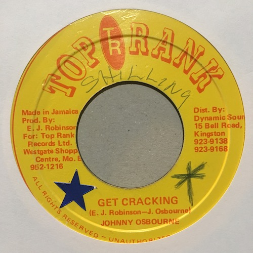 Johnny Osbourne – Get Cracking