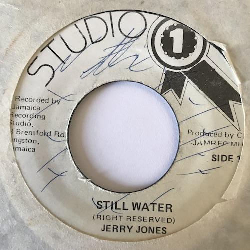 Jerry Jones – Still Water
