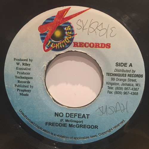 Freddie McGregor – No Defeat