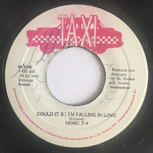 Home T-4 – Could It Be I'm Falling In Love