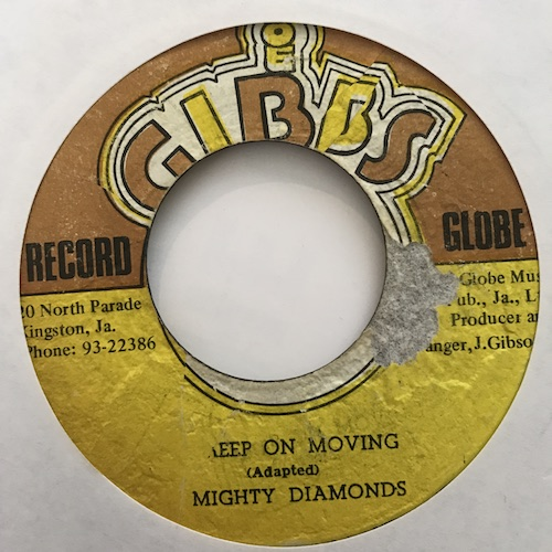 Mighty Diamonds / Bigger T – Keep On Moving / Keep On Dubbing