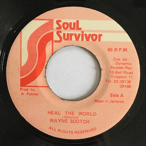 Wayne Scotch – Heal The World
