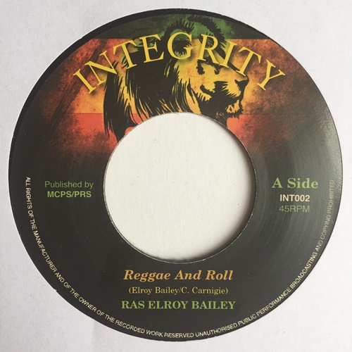 Elroy Bailey – Reggae And Roll